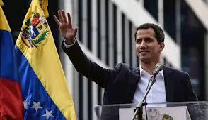 Presidente encargado de Venezuela Juan Guidó asegura que el PAN es ...