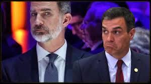 """Pedro Sánchez ningunea a Don Felipe y deja """"pasmado"""" al Rey con su ..."""
