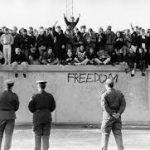 Aunque les parezca increíble, el muro de Berlín aún no ha sido derribado…