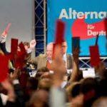 Los nacionalistas alemanes harán campaña para salir de la UE. El cristiano social Markus Söder aparece como sucesor de Angela Merkel