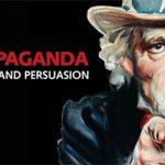 Estamos asediados, rodeados de propaganda