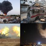 EL ALACRÁN Y LA FALSA RANA. Acerca de lo que en verdad está sucediendo en Oriente Medio, en el conflicto árabe-israelí.